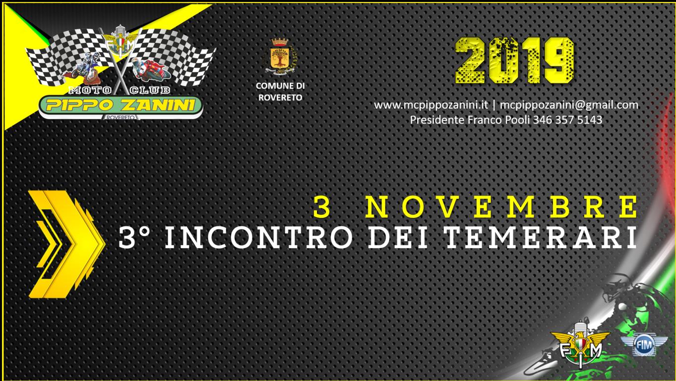 2019. 61 - Banner Date Ufficiali attività 2019 - 6