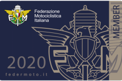 2020. 77 - Tesseramento Federale - 1