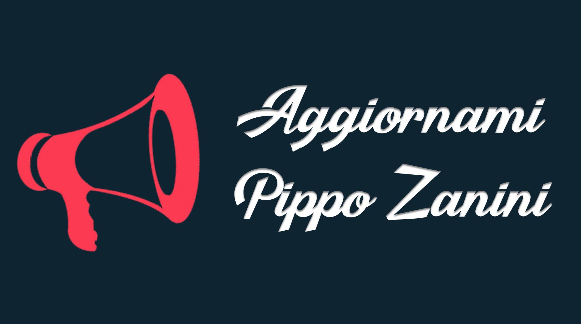 """Il servizio """"Aggiornami Pippo Zanini"""""""