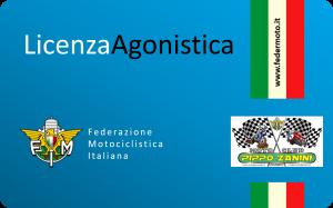 2019. 57 - Licenza Agonistica FacSimile - 3