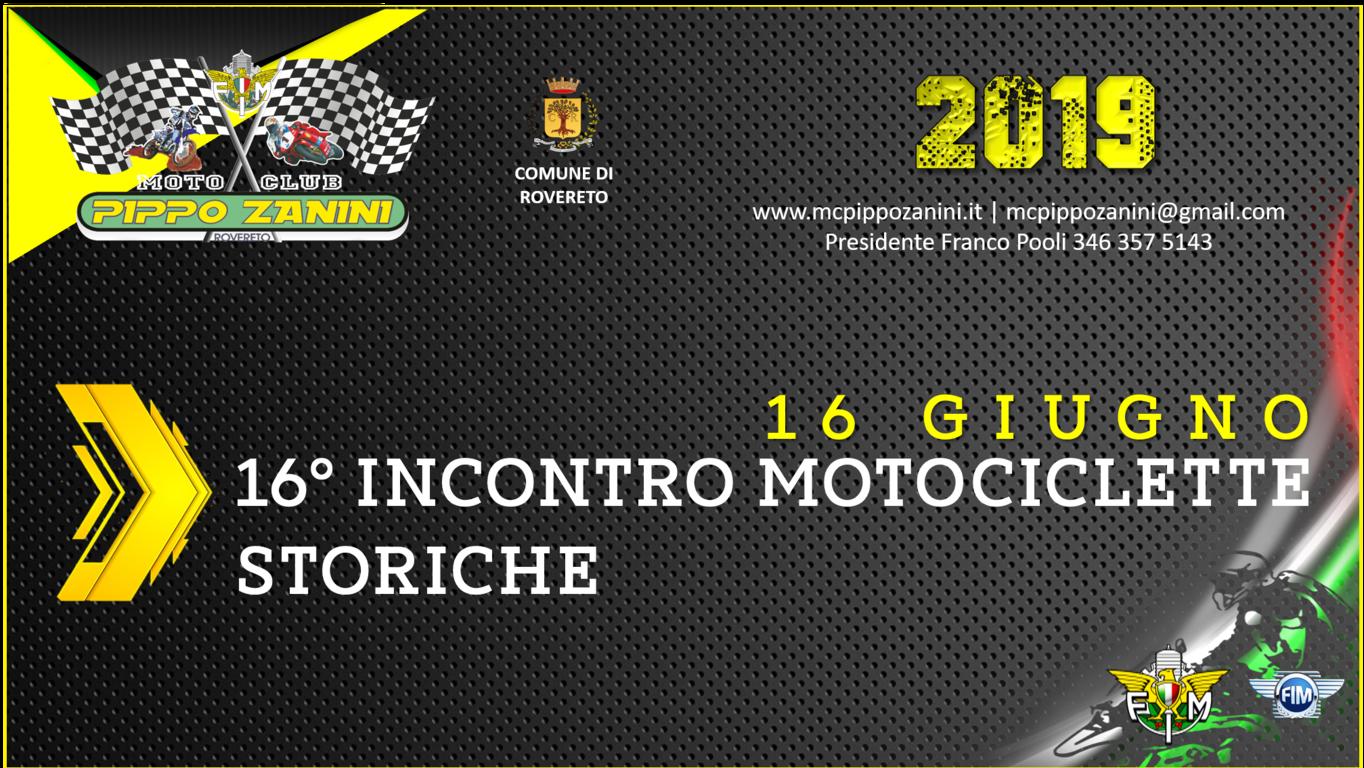 16° Incontro Motociclette Storiche