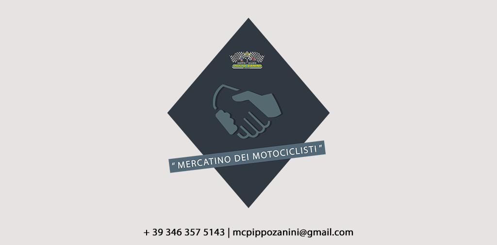 Nasce il Mercatino dei Motociclisti del Pippo Zanini