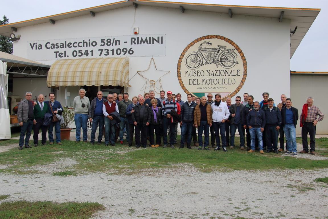 Resoconto Gita a Rimini