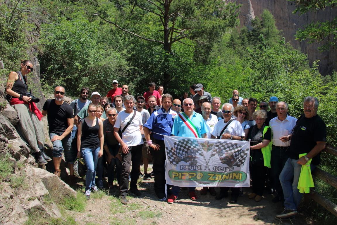 Motociclette Storiche, il 14esimo Incontro a Segonzano